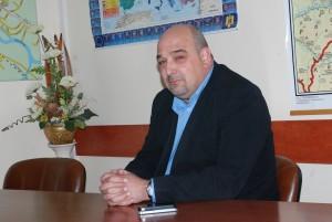 Viceprimarul municipiului Reghin Daniel Gliga