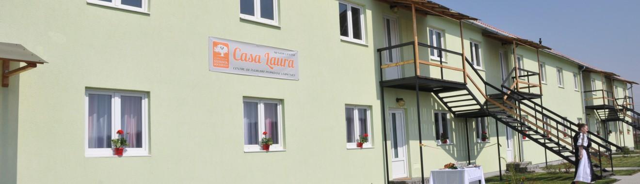 """Centrul de Îngrijire pentru persoane vârstnice """"Casa Laura"""""""