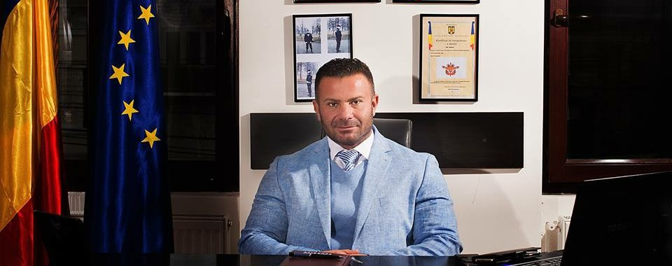 Gabriel Toncean  presedintele Federatiei de Culturism si   Fitnes din Romania