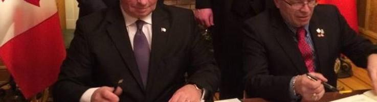semnarea Declaratiei