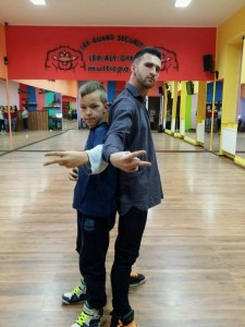 Pal Jozsef tine aprinsa flacara street danceului in   Reghin