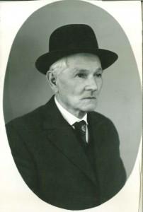 Izidor Todoran Portret