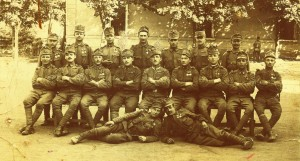 Izidor Todoran in Primul Razboi Mondial al 6 lea militar   din randul al doilea