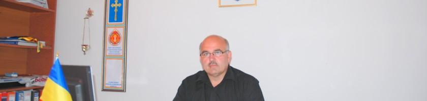 Mircea Maris primarul comunei Suseni