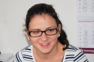 Alina Crăciun, coordonator proiect
