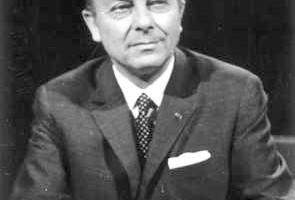 George Sbarcea pe vremea cand era directorul Agentiei   Romane de Impresariat Artistic-001