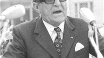 Erhard Plesch a negociat cu Nicolae Ceausescu cumpararea etnicilor germani din Romania (Small)
