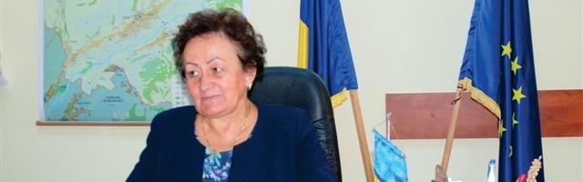 Lucretia Cadar Primarul comunei Deda