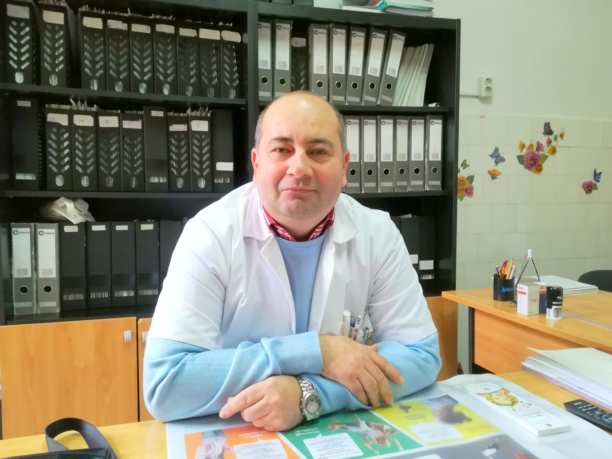 Dorin Mărginean, medic specialist obstetrică - ginecologie