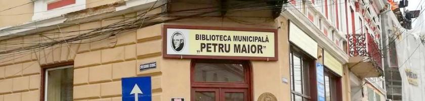 "Biblioteca Municipală ""Petru Maior"" din Reghin"