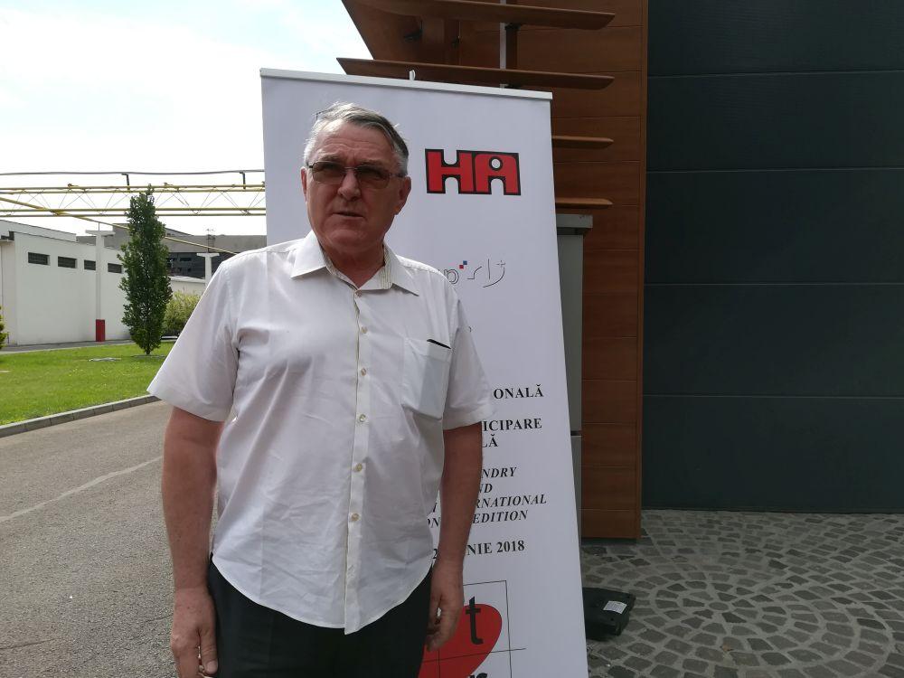 preşedintele ATTR - Ioan Carcea.