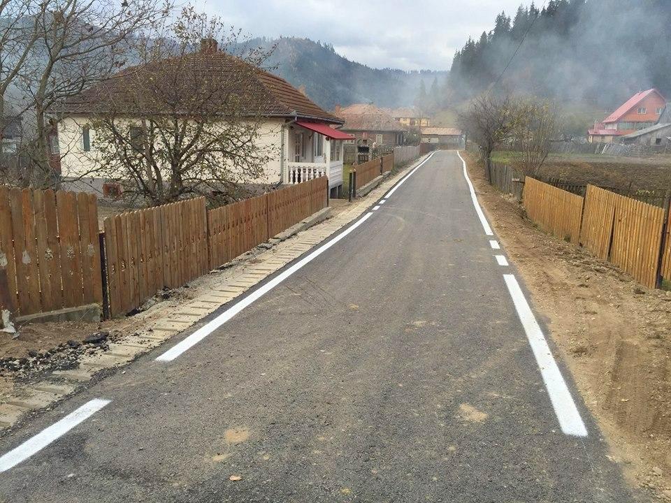 proiect finalizat-Poiana Nouă