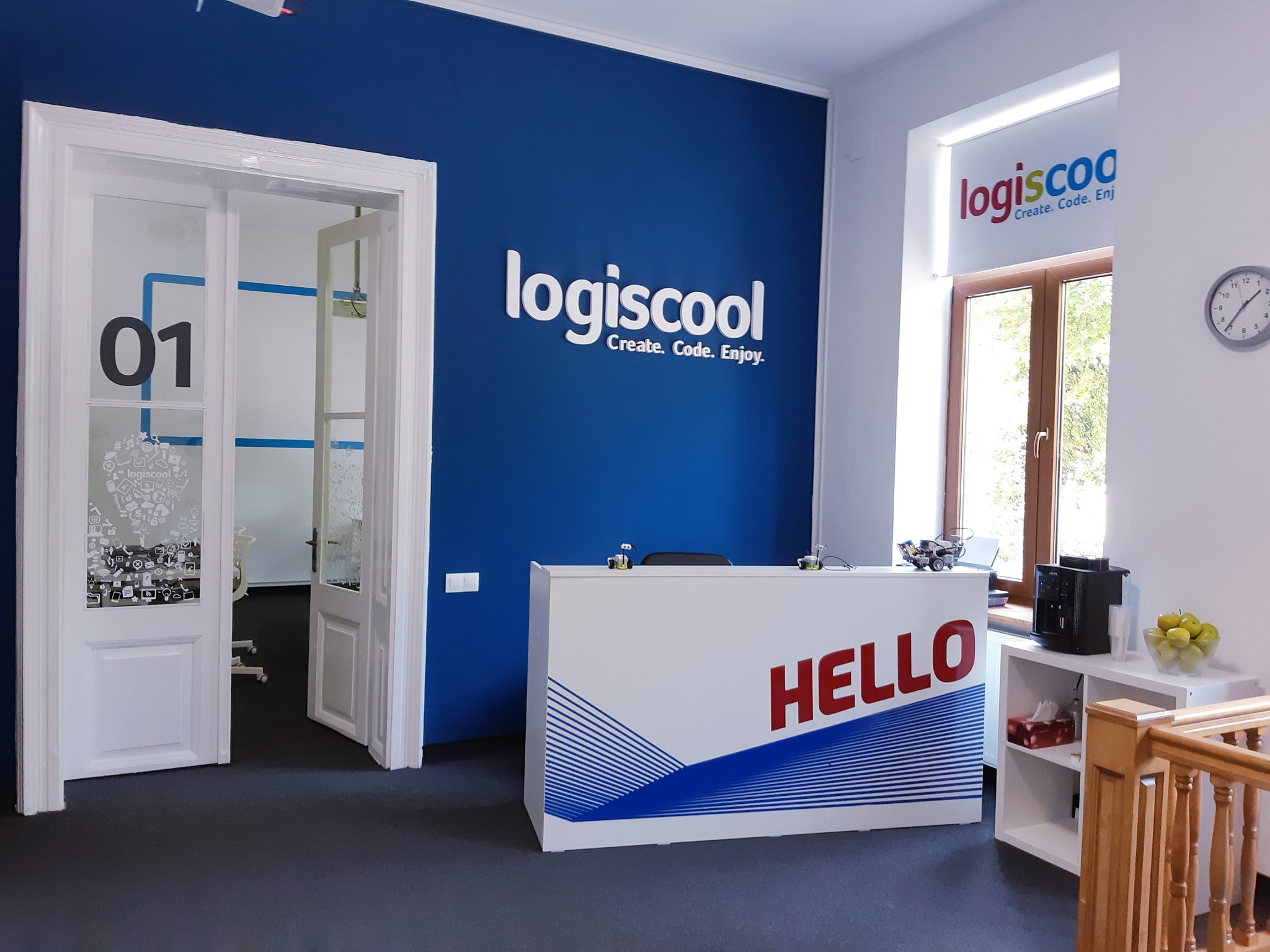 Logiscool Tg Mures 1