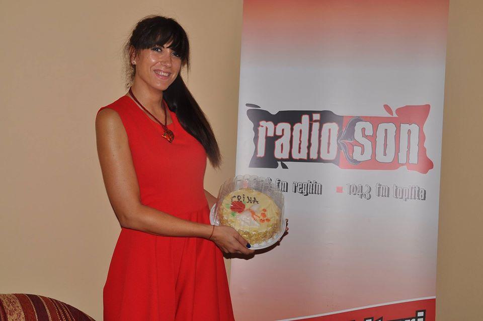 Crina Laszlo Radio Son