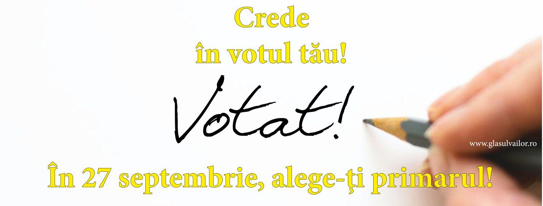 crede in votul tau fb mod