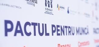 PACTUL PENTRU MUNCĂ, consultări cu partidele politice
